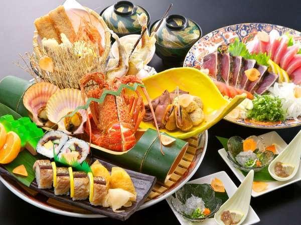 郷土料理を味わう 高知へ来たなら一度は食べてみたい◇皿鉢プラン<秋>