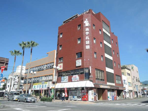 ビジネスホテル延岡の外観