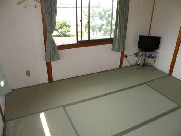 夏用 畳和室