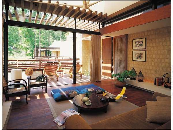 ≪フォースルーム≫それぞれがデザインの異なる客室 ※一例 写真提供:じゃらんnet