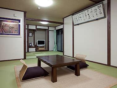 ★絶景・特室 完全離れの 山桜 庭園付き露天★