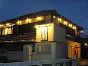 料理旅館 長浜 千茂登の外観