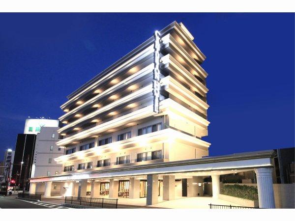 センチュリオンホテル&スパ倉敷の外観