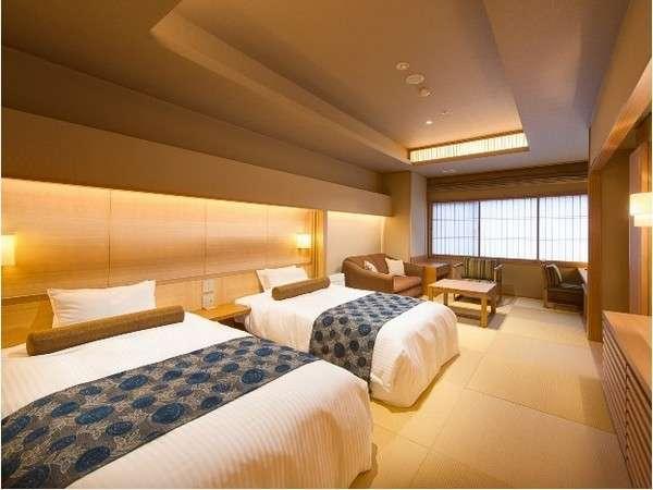 【1泊朝食】 12年秋NEWオープン和リゾート浪漫客室★TWIN