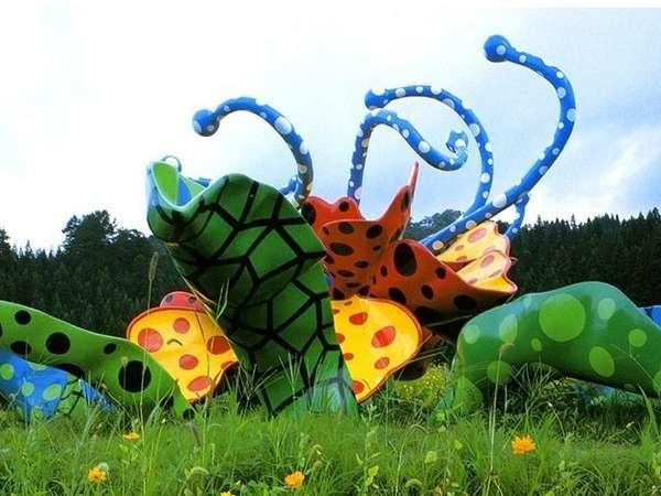 3年に1度★大地の芸術祭でアートを巡る旅♪グリーンシーズン1泊【2食】プラン