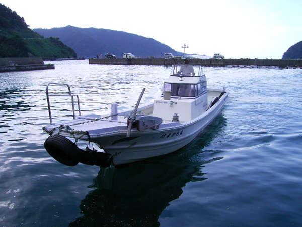 漁師宿ならではの新鮮な若狭の海の幸を低価格でご提供いたします