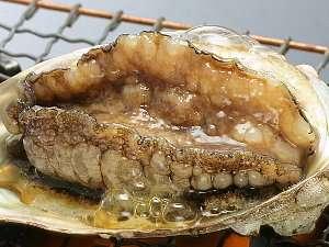 海からの贈物『あわびの躍り焼き』で満足♪ちょっぴり贅沢グルメプラン