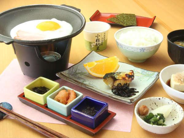≪一泊朝食≫美味しい田舎の朝ごはんプラン