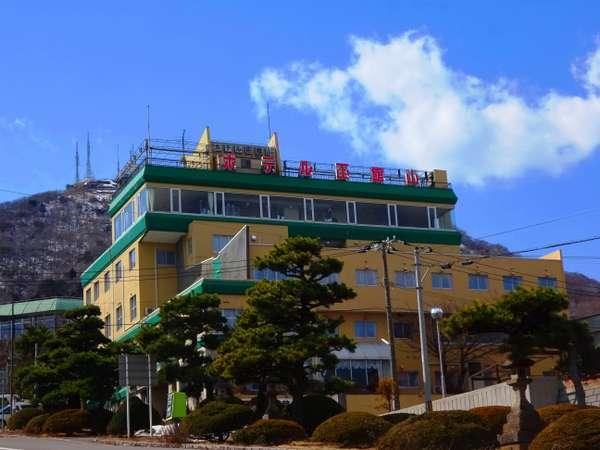 ホテル函館山