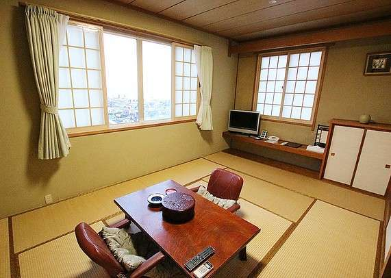 和室で のんびり〜 函館くらし プラン
