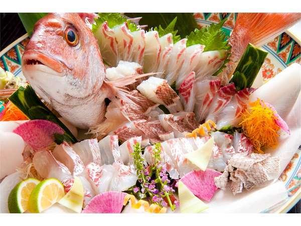 【記念日☆長寿祝い☆】大切な方へ。。。感謝の気持ちを込めて♪〜 めで鯛姿造り付き〜