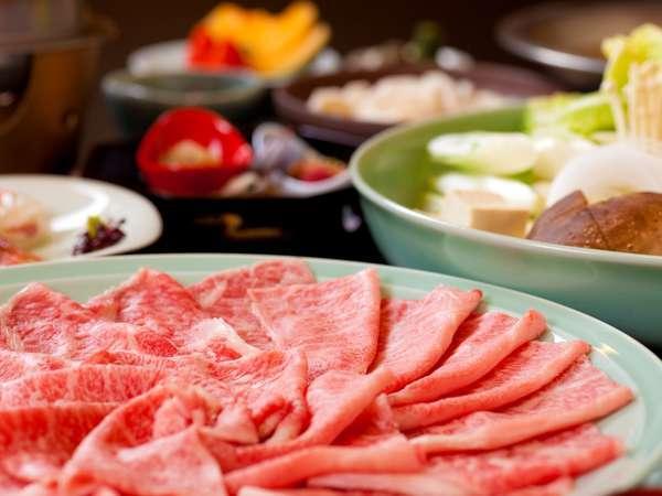 【アサデス放送記念懐石】黒田やでしか食べれない…!湯布院牛サーロインをすきしゃぶ懐石〜2食付〜