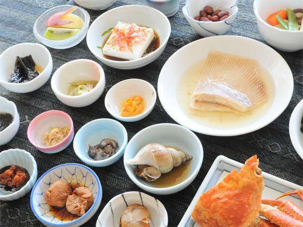 知床斜里の味覚を存分に味わう♪スタンダードプラン(夕朝食付)