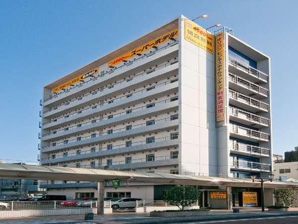 スーパーホテル宮崎
