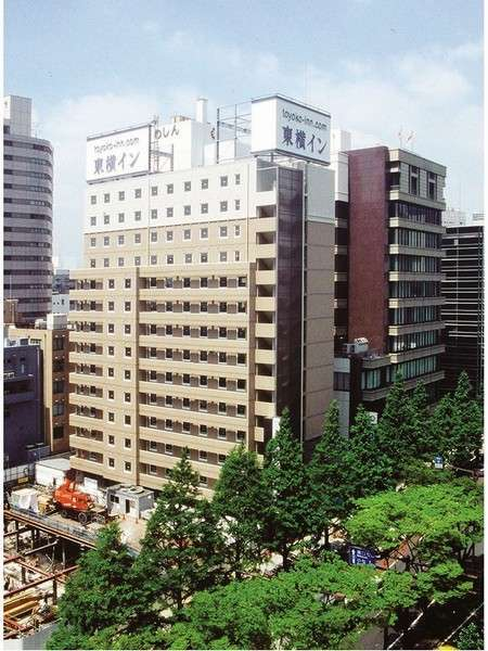 東横イン川崎駅前市役所通の外観