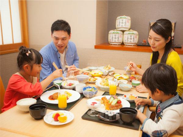 【秋☆夕食はお食事処「なかさと」でのんびり】旬の味覚たっぷり!なかさと膳♪
