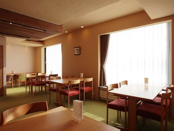 Lounge太四郎(朝食会場)
