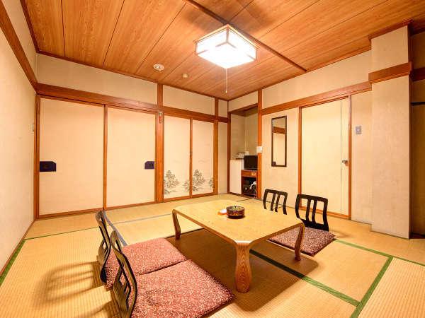 *[東館/和室10畳]1階のお部屋は大浴場に近いので、シニアの方にもおすすめ。
