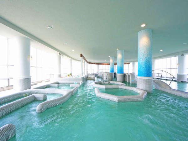 【女性旅・カップルにお勧め】日本最大級のタラソテラピー施設 タルゴラグーナのプール利用付き宿泊プラン