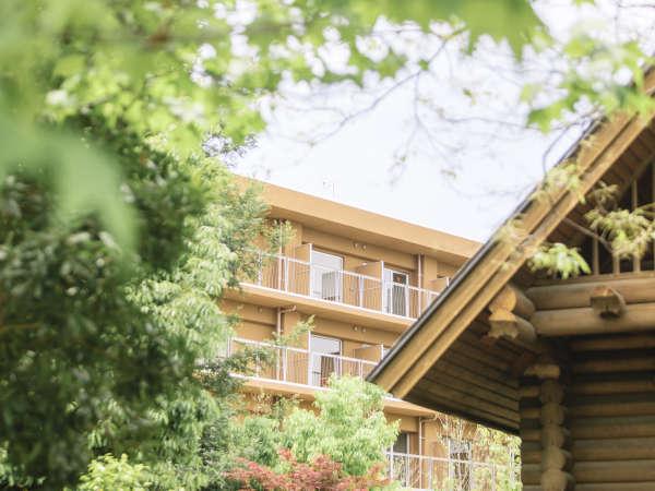 森と海に包まれる 大阪リゾート ホテル・ロッジ舞洲
