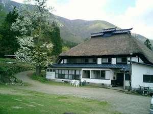 民宿 上屋敷の外観