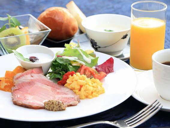 【早割7】7日前の予約がプチ得♪朝食付きプラン