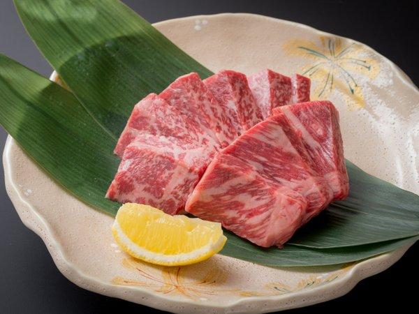 【霜降り上州牛ステーキ150g付き!】『温石焼』で溢れだす肉汁とトロける上州牛の旨みを食べ尽くす!