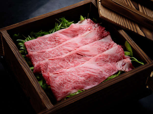 ◆極上肉の旨味染みわたる野菜と豊後牛の蒸ししゃぶ懐石プラン