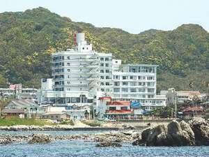 雄大な太平洋を望むリゾート気分満点のホテル