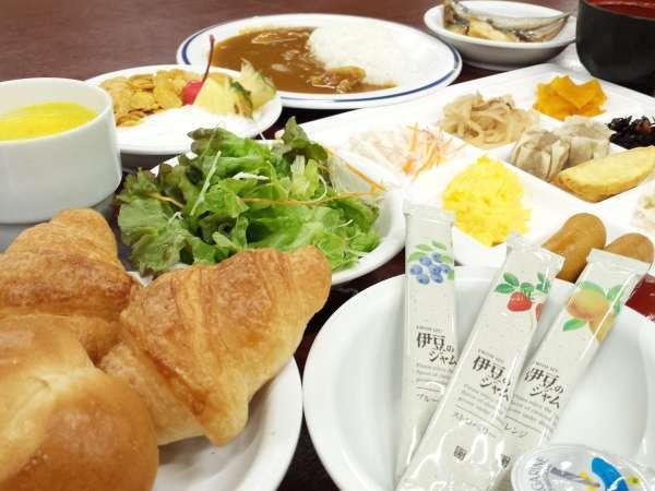 【1泊朝食バイキング付き】お気軽プラン☆ 朝食時ソフトドリンク無料飲み放題付き