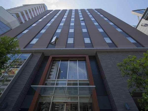 ホテルウィングインターナショナル神戸新長田駅前2019年6月開業
