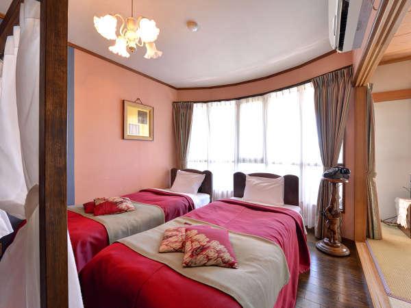 ◆La mirador素泊まり◆チェックイン22時までOKよ?アンティーク調のかわいいお部屋にステイ