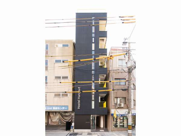 Hostel Hangout Osaka Namba Nipponbashi