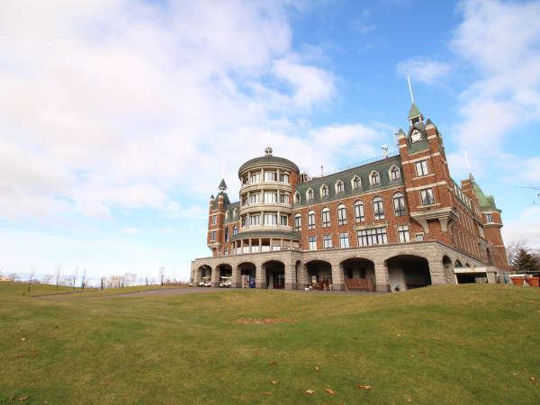 エーヴランドホテルの外観