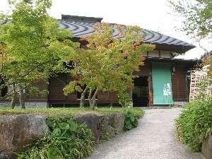 草太郎庵の外観