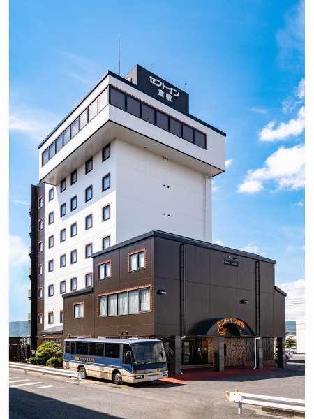 ホテルセントイン倉敷