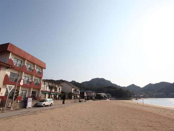 白石島・お多福旅館