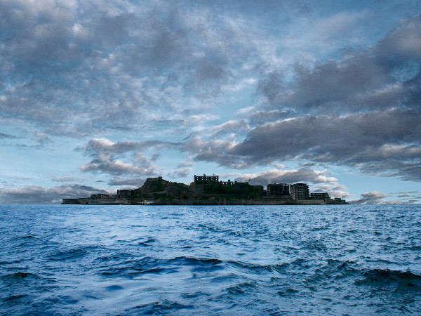 【伊王島から軍艦島へ】★午前便予約★伊王島から行く『軍艦島』・周遊/上陸クルーズ付きプラン【朝食付】