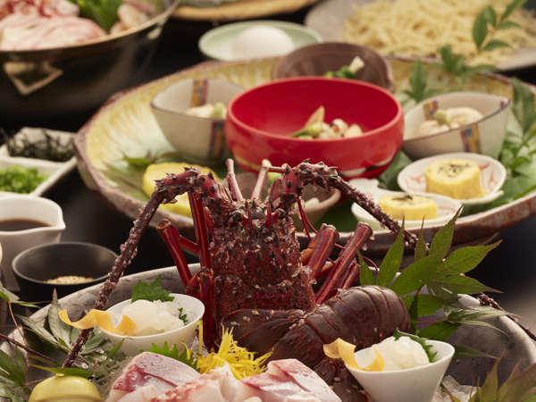 【9/1〜10/31 夕食:和食】日頃のご愛顧に感謝を込めて。お得に伊勢海老を味わう!秋の特選プラン
