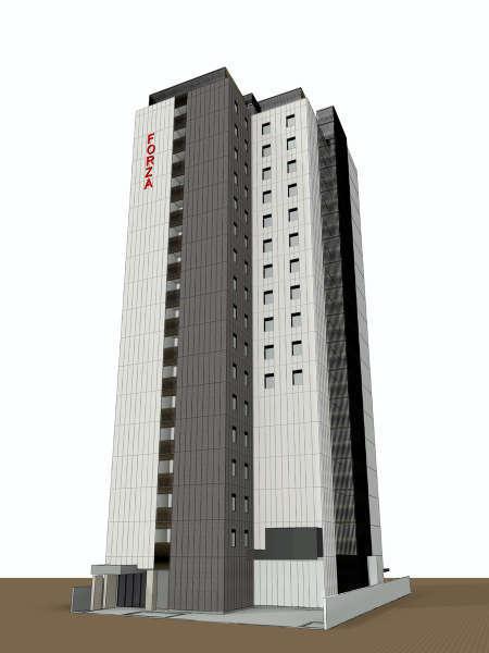 ホテルフォルツァ大阪北浜