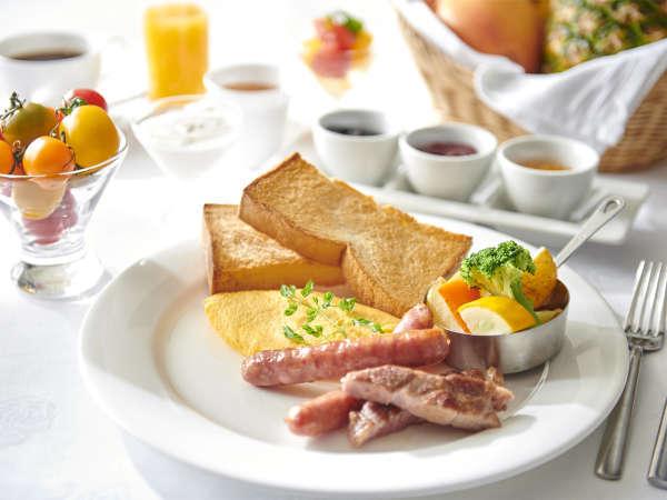 ノーザンテラスダイナー 朝食イメージ