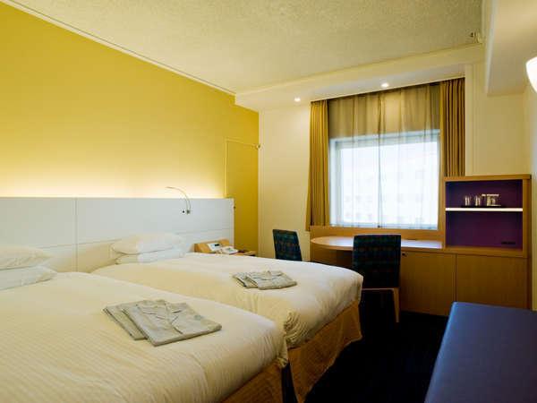 【禁煙】コンフォート・コネクトツイン(26平米×2室)コネクトルームだから「2家族でのご旅行」に最適♪