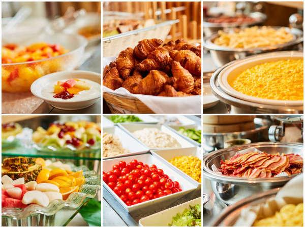 じゃらんnetクチコミ高評価!人気の和洋朝食バイキング(イメージ)