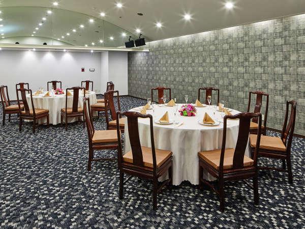 中国料理【桃李】の個室「アベリア」2~20名様用 ※個室料や空室状況は事前にお問い合わせください。