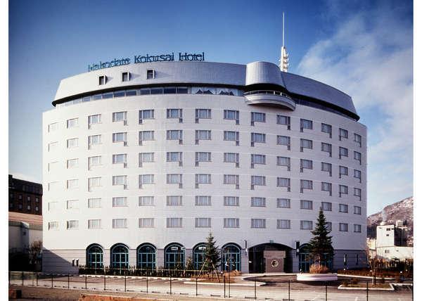 函館国際ホテルの外観