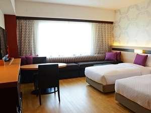 <2連泊以上で特別料金>~東京の真ん中でゆとりあるホテルステイ~まったりゆったり連泊プラン