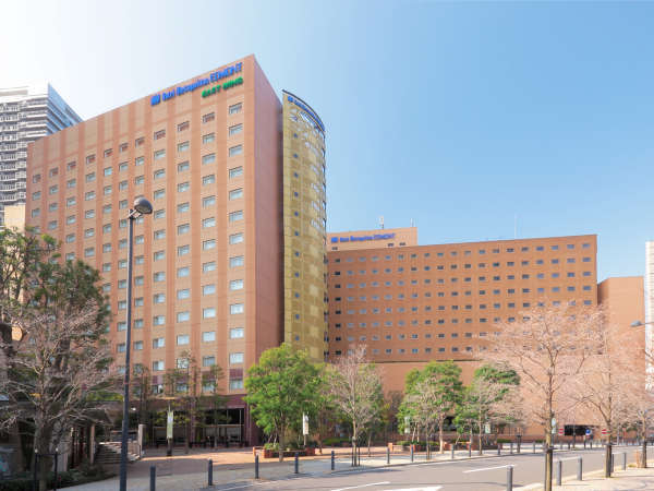 ホテルメトロポリタンエドモントの外観