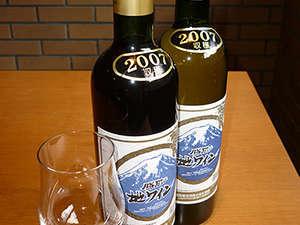 山梨オリジナルワイン