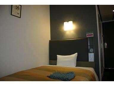 喫煙シングルルーム(ベッド幅100センチ)※ネット接続無料