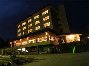 ホテル白銀の外観